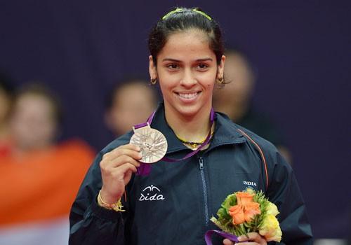 Saina Nehwal Awards