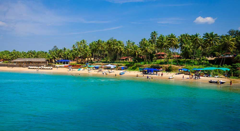 best traveling places - goa