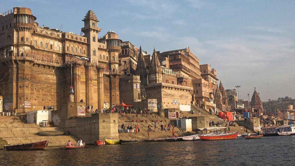 best traveling places- varanasi