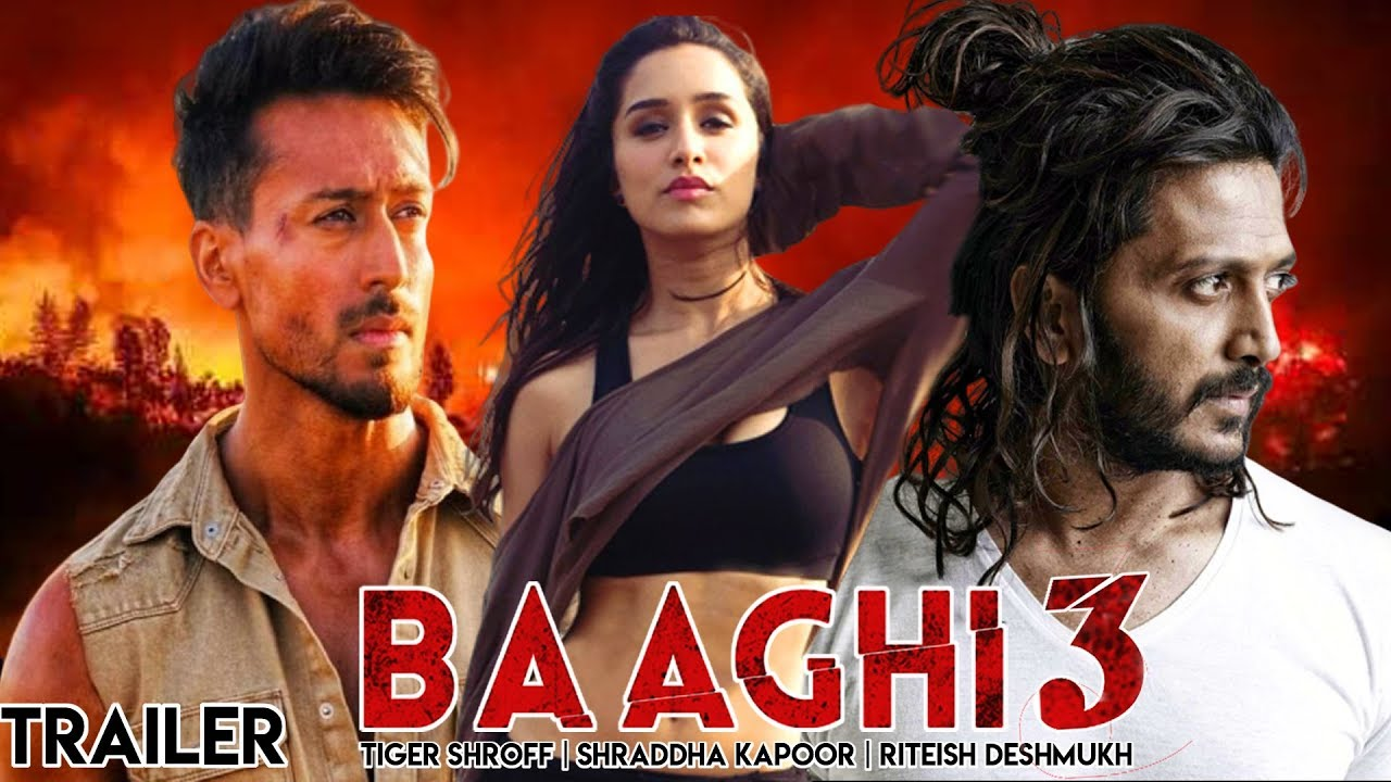 Baaghi 3 Trailer To Release On This Date, Get Ready For Action