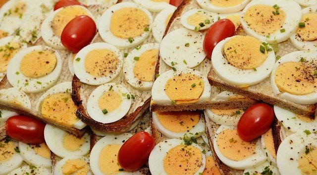 high protein foods list for weight loss